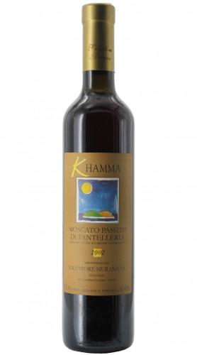 """Khamma"" Passito di Pantelleria DOC Salvatore Murana 2009 50 cl"
