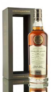 """Whisky """"Highland Park"""" Connoisseurs Choice Cask Strength GORDON & MACPHAI 1989 70 Cl Astuccio"""