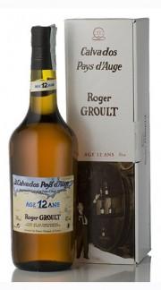 Calvados 'Pays d'Auge' Roger Groult 12 Anni 70 cl Astucciato