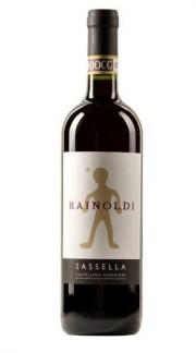 Sassella Valtellina Superiore DOCG Aldo Rainoldi 2015 37.5 cl - MEZZA BOTTIGLIA