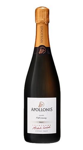 'Patrimony' Champagne AOC Brut Apollonis-Michel Loriot
