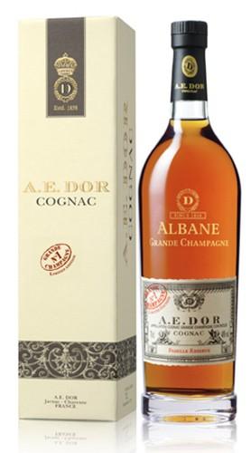 COGNAC ALBANE GRANDE CHAMPAGNE A.E.DOR