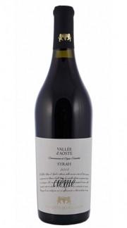"""Syrah Crème"" La Crotta di Vegneron 2015"