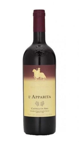 """L'Apparita"" Toscana IGT Castello di Ama 2015"