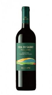 """""""Col di Sasso"""" Toscana IGT Banfi 2017"""