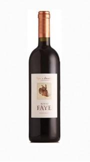 """""""Faye"""" Rosso Pojer e Sandri 2013"""