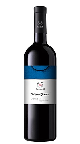 """Nero d'Avola Terre Siciliane IGP """"Aquilae"""" 2015"""