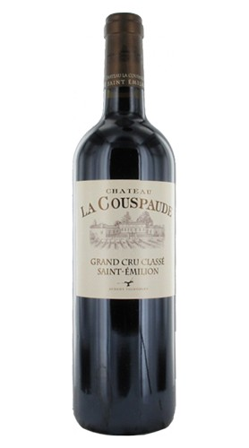 Château La Couspaude' Saint-Emilion Grand Cru Classé Vignobles Aubert - 2008