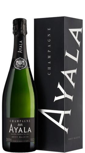 AYALA champagne 0182 CH.AYALA BRUT MAJEUR MG ASTUCCIATO