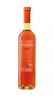 RIVESALTES AMBRE' AOP DOMAINE CAZES 2004