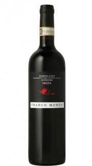 """""""Le Rose"""" Barbera d'Asti Superiore Nizza DOCG Franco Mondo 2014"""