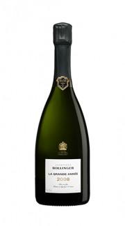 """""""LA GRANDE ANNEE"""" Champagne Brut Bollinger 2008 MAGNUM"""