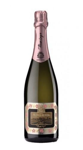 """Flamingo"" Franciacorta DOCG Rosé Brut Monte Rossa 1.5 L"