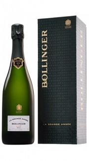 Champagne AOC Grande Annee 2008 Bollinger Astucciato