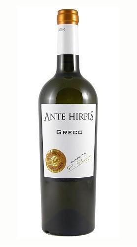 GRECO BENEVENTANO SEL. IGP 0,75 l ANTE HIRPIS