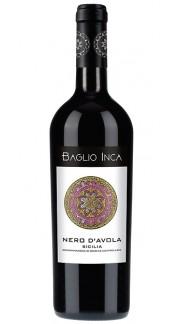NERO D'AVOLA SICILIA DOC BAGLIO INCA 2017