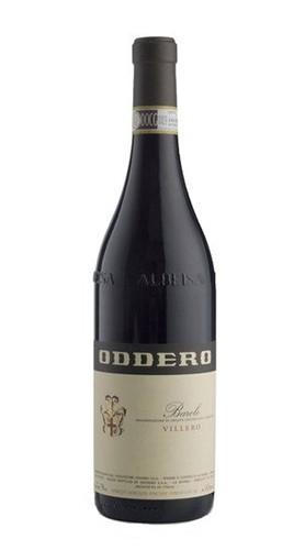 """""""Villero"""" Barolo DOCG Oddero 2015"""