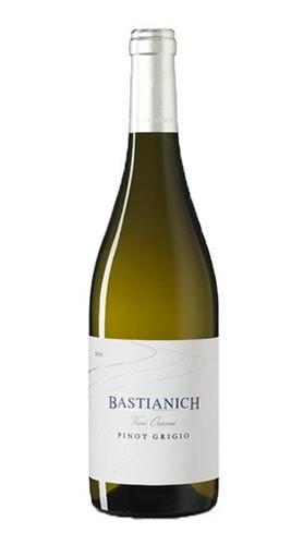 """""""Pinot Grigio"""" Colli Orientali del Friuli DOC Bastianich 2018"""