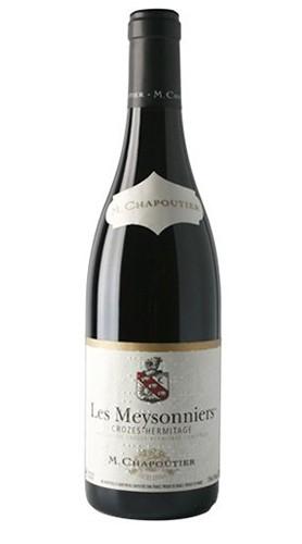 """""""Les Meysonniers"""" Crozes-Hermitage AOC Chapoutier Michel 2017 1,5 Lt"""