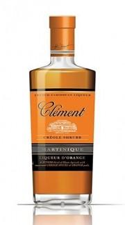 """Liqueur D'Orange """"Créole Shrubb"""" Clément Rhum"""