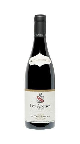 """""""Cornas Les Arenes """" Cotes du Rhone AOC Chapoutier Michel 2013"""
