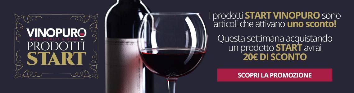 Prodotti Start promo vinopuro