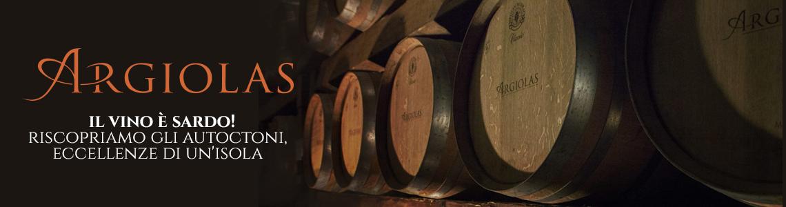 Argiolas il vino di Sardegna